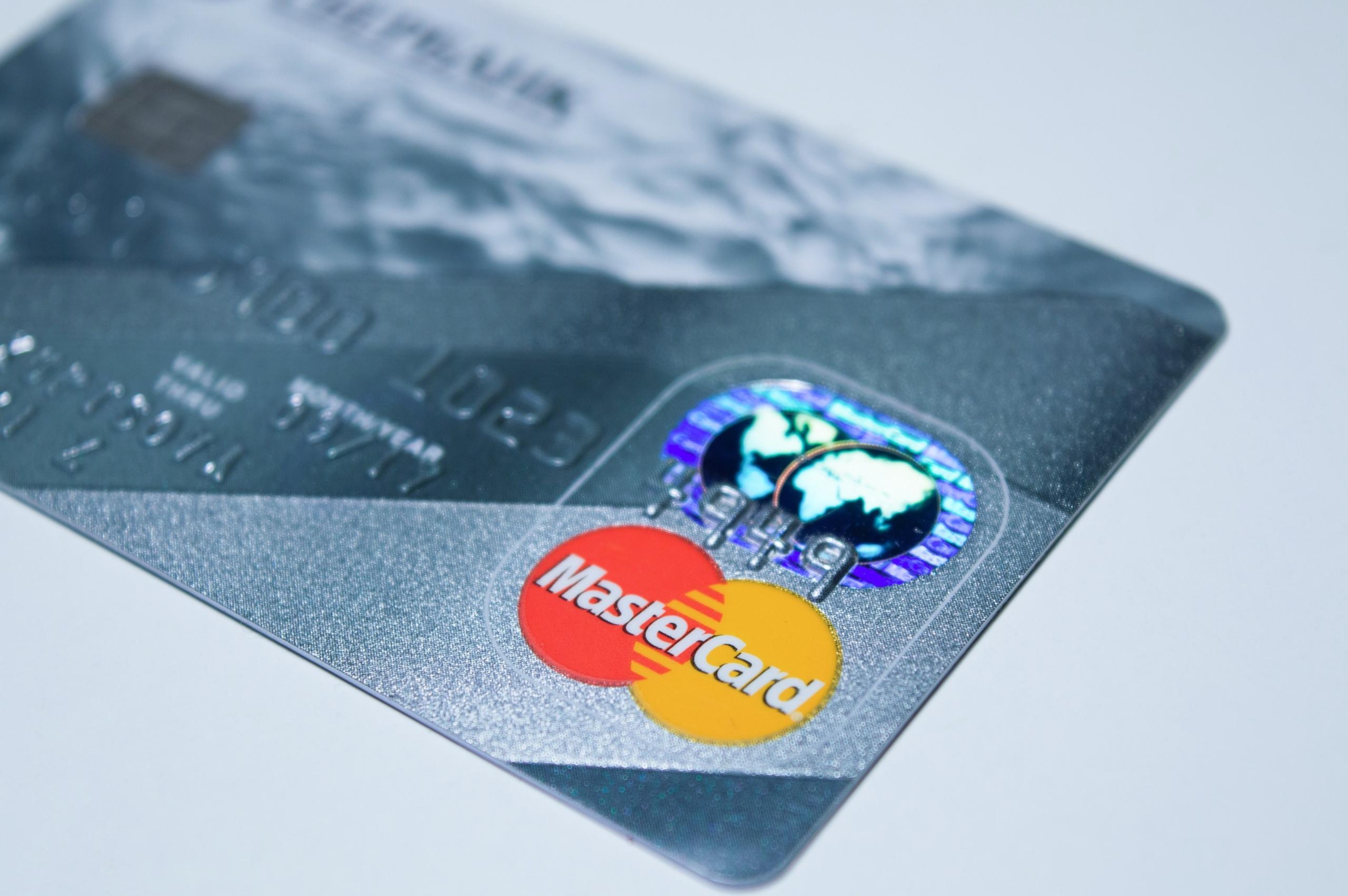 credit card status