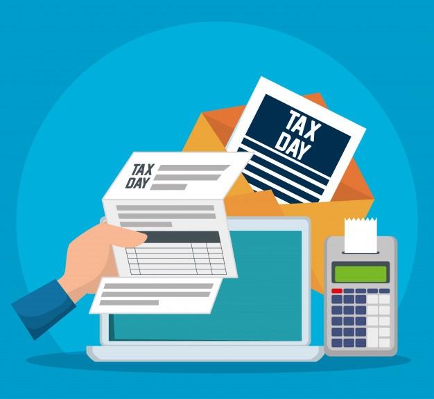 income tax return Salaried Employee